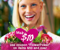 Flower Power Coupon