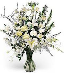 Large Flower Vase Arrangement