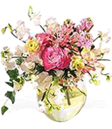 Rose Bowl - Pink