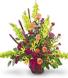 Multicolor Arrangement