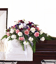 Casket Funeral Cover - Small