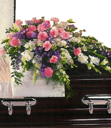 Casket Cover - Medium