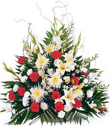 Canadian Memoir Funeral Bouquet