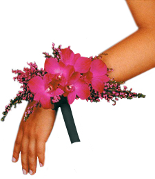 Exotic Corsage