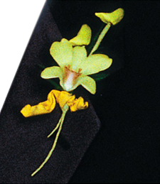 Natural Boutonniere