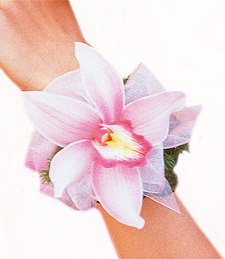Tropical Corsage