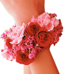 Glamour Corsage