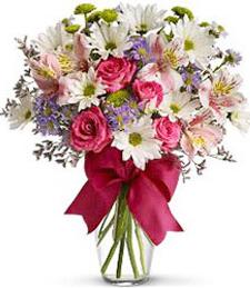 Pretty in Pink Valentine's Bouquet