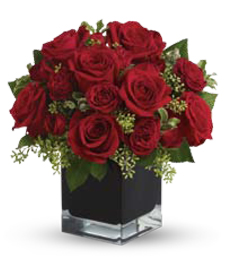Lady in Red Valentine's Day Bouquet