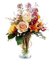Changing Colors Bouquet