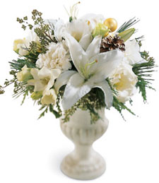 Pure and Warm Thank You Arrangement