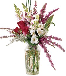 Cascading Glory Bouquet