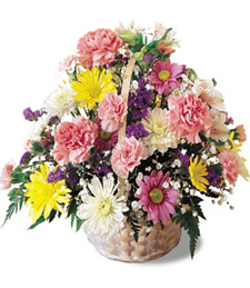 FlowerDelivery.com coupon: Basket of Cheer