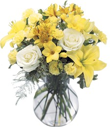 Sunshine Blossoms Bouquet