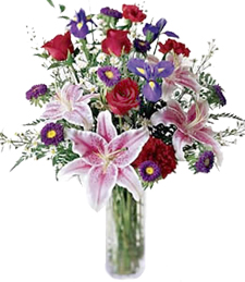 Stunning Beauty Get Well Bouquet
