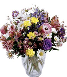Charming Blooms Bouquet