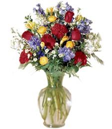 Fresh Flowers Arrangement