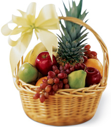 FlowerDelivery.com coupon: Fruit Basket