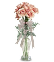 Beauty of Roses Birthday Bouquet