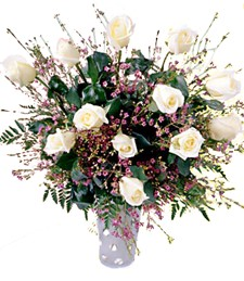 Graceful Grandeur Lovers' Bouquet