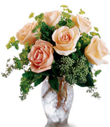 Enchanting Rose Birthday Bouquet