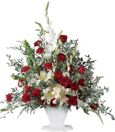 Splendid Grace Funeral Bouquet