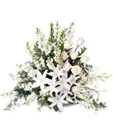 Light In Your Honor Funeral Arrangement
