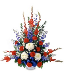 All American Tribute Arrangement