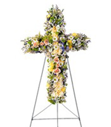 Angel's Funeral Cross
