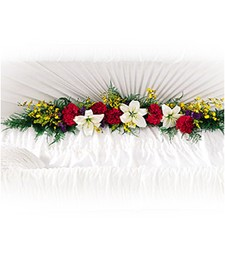Enduring Peace Funeral Casket Hinge Spray