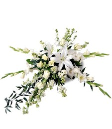 Graceful Tribute Funeral Arrangement
