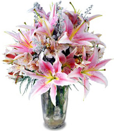Soothing Elegance Get Well Bouquet