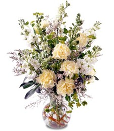 With Loving Sympathy Arrangement