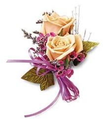 Petite Rose Corsage