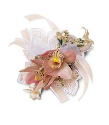 Belle of the Ball Wrist Corsage