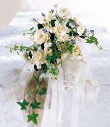 Cascading Bliss Bouquet
