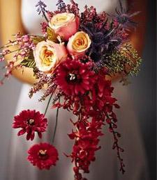 Ruby Meadow Dreams Bouquet
