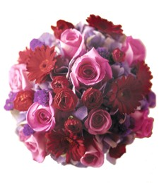Flower Jeweled Bouquet