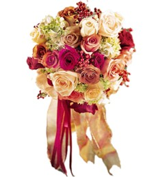 Whimsical Expressions Get Well Bouquet