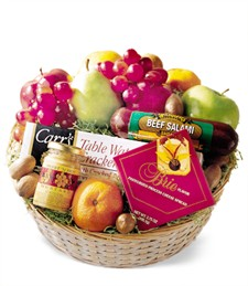 Epicurean Delight Basket