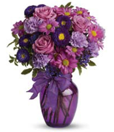 Lavender of Love Bouquet