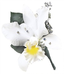 Purity of Soul Corsage