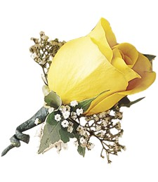Light-Hearted Desire Boutonniere