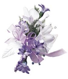 Lavender Mist Corsage