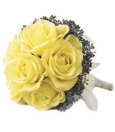 A Sunny Spirit hand Bouquet