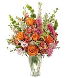 Shimmering Florals
