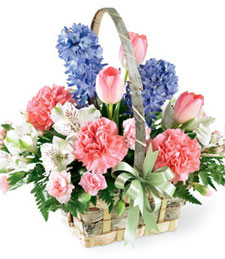 Joy of Spring Basket