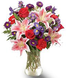 FlowerDelivery.com coupon: Stunning Beauty Bouquet