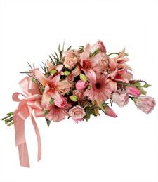 Pursue Your Dreams Wedding Bouquet
