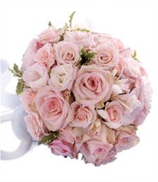 Dawn of Roses Wedding Bouquet